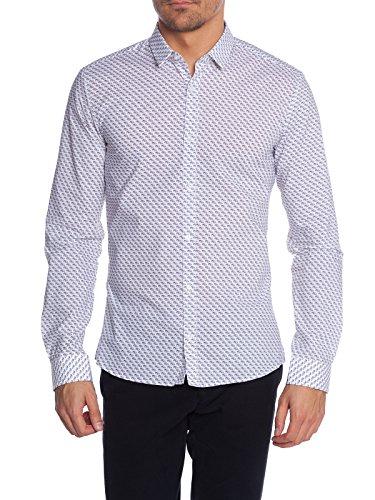 HUGO ero3 50276661 chemise pour homme - Blanc - Small