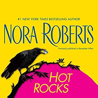 Hot Rocks audiobook cover art