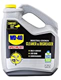 WD-40 Specialist Industrial-Strength Cleaner & Degreaser, 1 Gallon , [4-Pack] (300363)