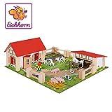 Eichhorn Simba 100021302 - Fattoria Legno 21 Pezzi