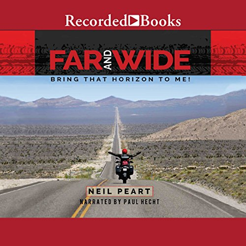Far and Wide audiobook cover art