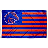 College Flags & Banners Co. Boise State Broncos Stars and Stripes Nation Flag