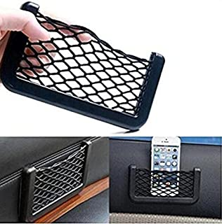 2pcs Car Carrying Bag Stickers Phone Holder Car-styling For Opel Astra Insignia Mokka Toyota Rav4 Ford Focus Fiesta Mondeo Jeep Wrangler Renegade Grand Cherokee Buick Volvo Renault Megane Accessories