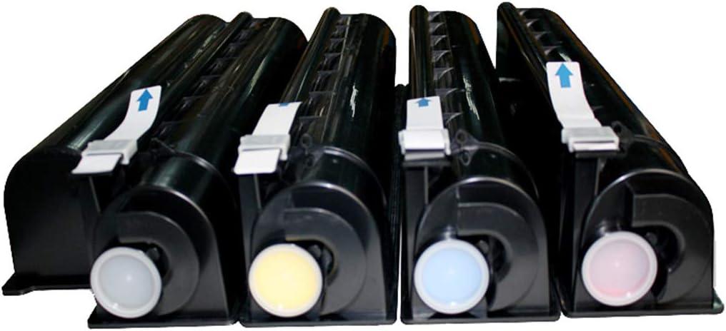 Compatible with Toshiba T-FC55C Toner Cartridge for Toshiba E-Studio 5520C 6520C 6530C Color Digital Copier Cartridge,Yellow
