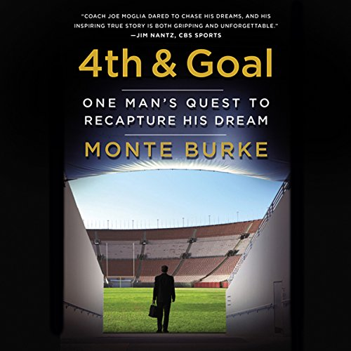 4th & Goal audiobook cover art