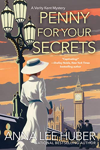 Penny for Your Secrets (A Verity Kent Mystery Book 3) (English Edition)
