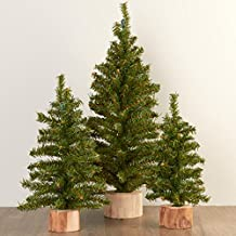 Best set of 3 small christmas trees Reviews