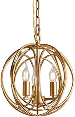 Amazon.com: dorado iluminación 4616 – 3P WG Colette 3-Light ...