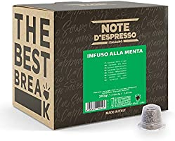 Note d'Espresso - Lot de 100 capsules de café - Exclusivement compatible avec machine Nespresso* - Classico - 100 x 5,6 g