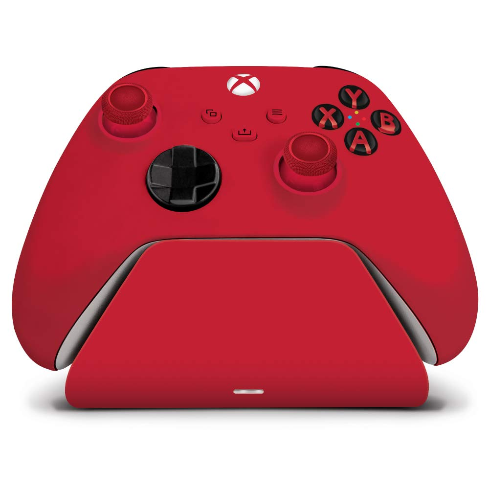 Controller Gear Pulse Milwaukee Mall Red Universal Stand with Charging Pro Fashionable Xbox