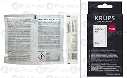 KRUPS - DETARTRANT X 2 + 1 BATONNET TESTEUR