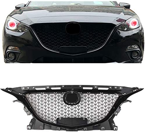 Top 10 Best mazda 3 grill Reviews