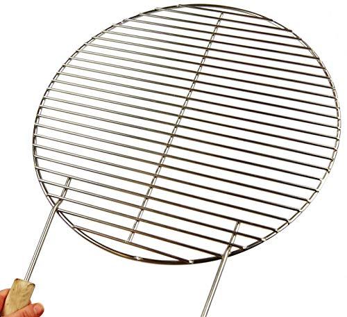 4 mm Barres v2a pour feu coques cheminée un Panier brasero Grille pour barbecue 70 cm Acier Inoxydable Grill