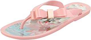Ted Baker Suzzip Bow Detail Womens Flip Flop Sandals