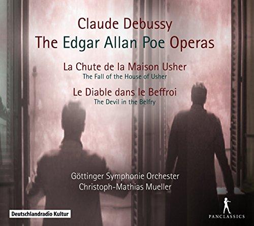 Operas d Edgar Allan Poe/la Chute de la Maison Usher/Le Diable dans Le Beffroi