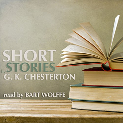 Short Stories by G. K. Chesterton cover art