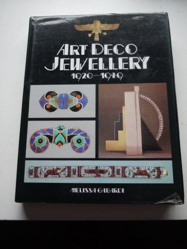 Art Deco Jewellery 1920-1949