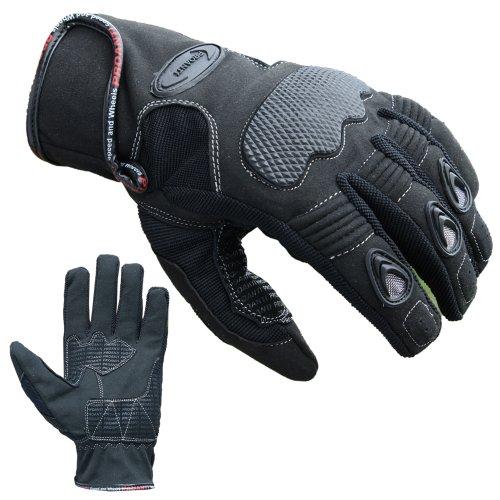 PROANTI Motocrosshandschuhe Motocross Enduro Quad MX MBX MTB Downhill Handschuhe Gr.M-XL