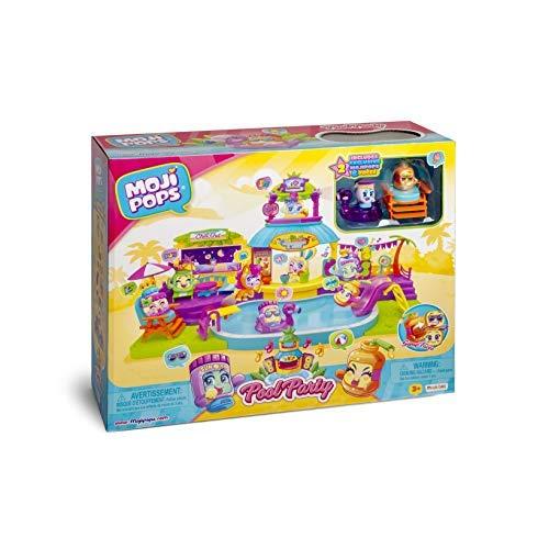 MOJIPOPS Pool Party Serie 2 Figuras Coleccionables, color surtido, única (Magic Box PMPSP114IN10)