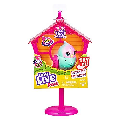 Little Live Pets- Juguete Interactivo. (Moose Toys Ltd 26103)