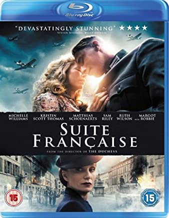 Suite Fran aise (2014) (Blu-Ray)