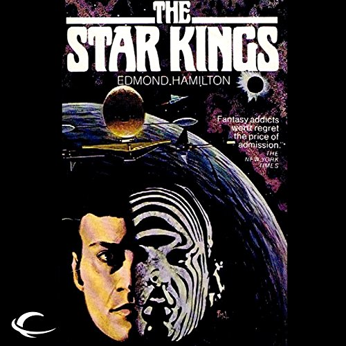 The Star Kings audiobook cover art