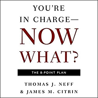You're in Charge, Now What? cover art