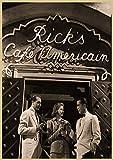 xuyuandass Hollywood-Klassiker Liebe Casablanca Film