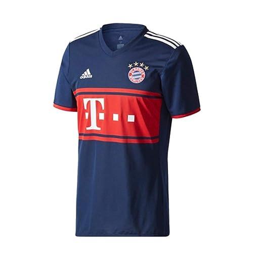 d6a8233778b adidas FC Bayern Munich Away Jersey  CONAVY