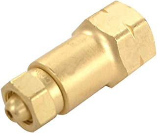 Western Enterprises 324 Brass Cylinder Adaptors, from CGA-200