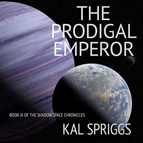 The Prodigal Emperor cover art