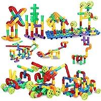 KAKATIMES Educational STEM Building Blocks Toy