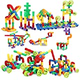 STEM Building Blocks Toy for Kids, Educational Toddlers Toddler Toy Kit, Building Blocks for 3 4 5 Years Age Boys and Girls – Creativity Kids Toys