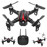 Amazingbuy RC Racing Drone Quadcopter MJX Bugs 3 B3 Mini 2.4G 1306 2750KV Motor 6-axis Gyro 4CH Angle/Acro Mode High Speed Racing Drone ,3D-flip Function Wind Resistance Drone Helicopter