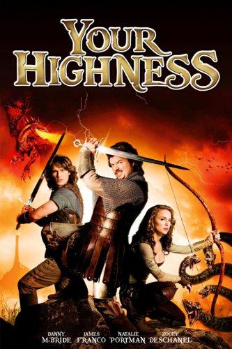 Your Highness - Schwerter, Joints und scharfe Bräute [dt./OV]