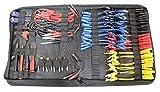 SongJX-Love GZZXW Herramientas de reparación de Coche con Bolsa de Transporte, Herramientas de reparación eléctrica (Color : One Set)