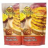 Gourmet Sweet Potato Pancake Mix by Rosella Baked Goods - 2Pack