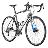 Diamondback Bicycles Century 1 Road Bicycle, Silver, 52cm/Small