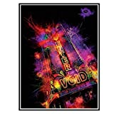 Swarouskll Enter The Void Movie Poster 2009 Living Room Wall Art Posters Canvas Prints Home Decoration -20x28 Inch No Frame 1 PCS