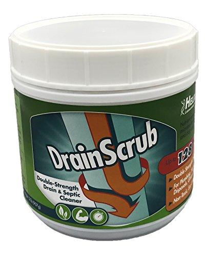 DrainScrub Powder Enzyme Drain Cleaner