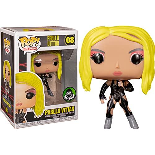 POP! Funko Drag Queens - Exclusivo de PABLLO VITTAR