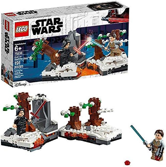 LEGO Star Wars: The Force Awakens Duel on Starkiller Base 75236