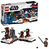 LEGO Star Wars: The Force Awakens Duel on Starkiller Base 75236 Building Kit (191 Pieces)