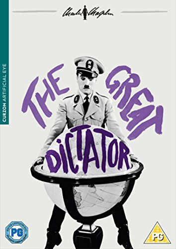 The Great Dictator - Charlie Chaplin DVD [UK Import]