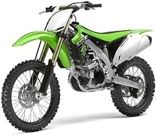 New Ray Toys 12 / Kawasaki Bike / Green : 1/12 Kawasaki KX450F 2010 1 NewRay
