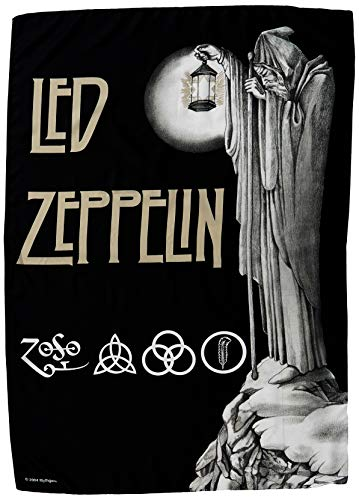 Led Zeppelin - Stairway to Heaven Fabric Poster 30 x 40in