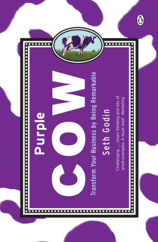 Purple Cow: Transform Your Business by Being Remarkable (English Edition)