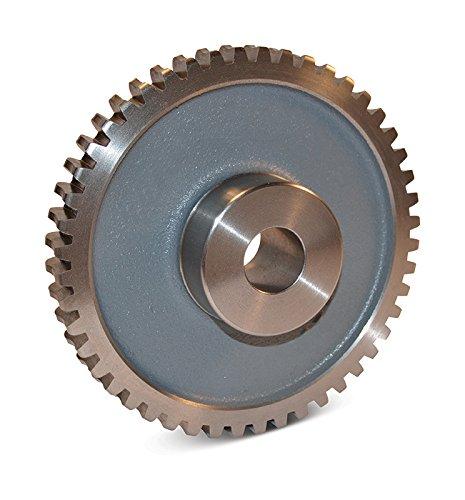 """Boston Gear G1073RH Worm Gear, Web, 14.5 PA Pressure Angle, 1.000"""" Bore, 48:1 Ratio, 48 TEETH, RH"""