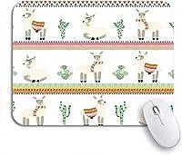 可愛いマウスパッド 水彩画中国の竹古い彫刻花柄生物学滑り止めラバーバッキングマウスパッドノートブックコンピュータマウスマット