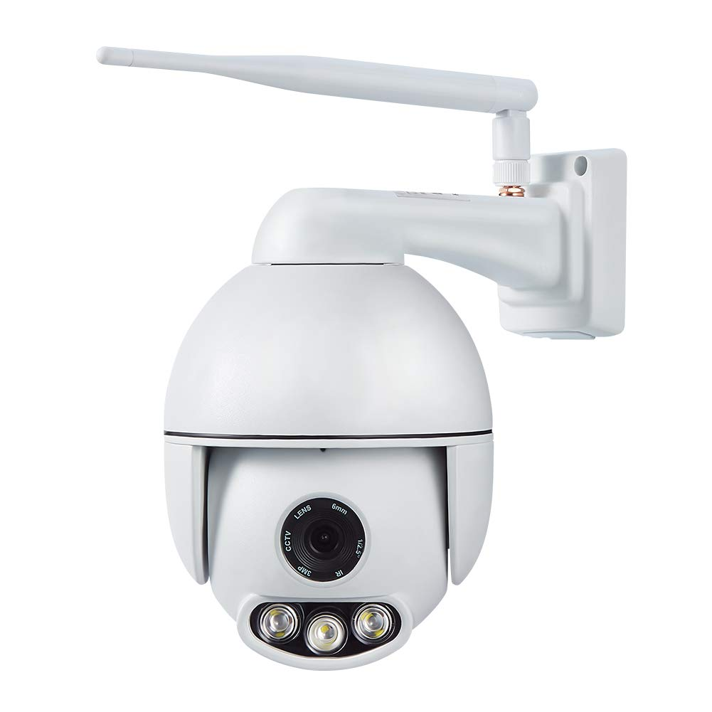 Detection Tracking Outdoor Wireless Security